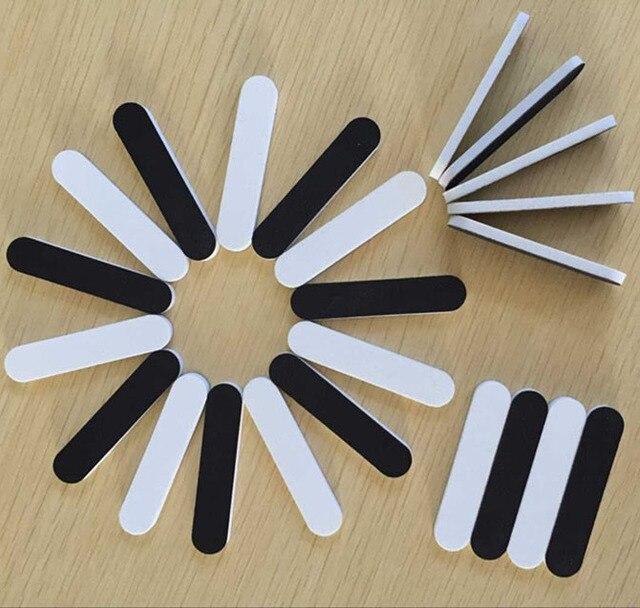 20 Unids/lote mini lima de uñas lima de uñas eva desechable hotel de ...