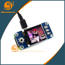 Raspberry Pie 1.44 inch LCD expansion Board SPI interface with joystick keypad mini display