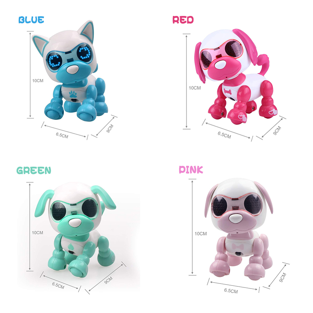 Image 5 - Robot Dog Interactive Toy Birthday Gifts Christmas Present Toy for Children Robotic Puppy Toys for Boys Girls-in RC Robot from Toys & Hobbies