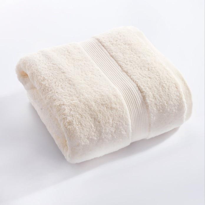 1-teilig Einfarbig Ägyptischer Baumwolle Handtücher Großes Badetuch Für Erwachsene Hohe Saugfähige Terry Handtücher 70x140 cm 90x180 cm