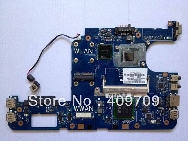 100%  NEW  100% HOT SALE MOTHERBOARD FOR TOSHIBA NB200 NB205 K000078610 KAVAA L17 LA-5121P 100% TSTED GOOD