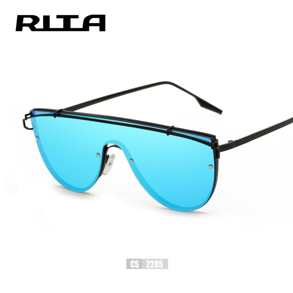 Rimless Glasses Trend : 2017 Newest RITA Fashion Rimless Sunglasses CS2285 Women ...
