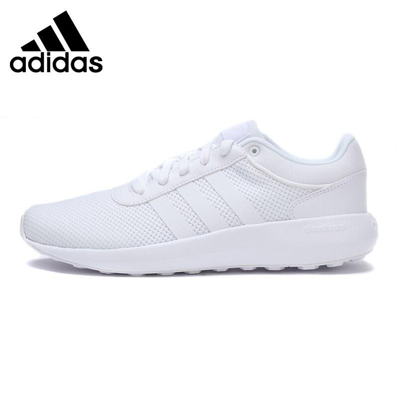 Prix pour D'origine Adidas NEO Étiquette Cloudfoam Course Hommes de Planche À Roulettes Chaussures Sneakers