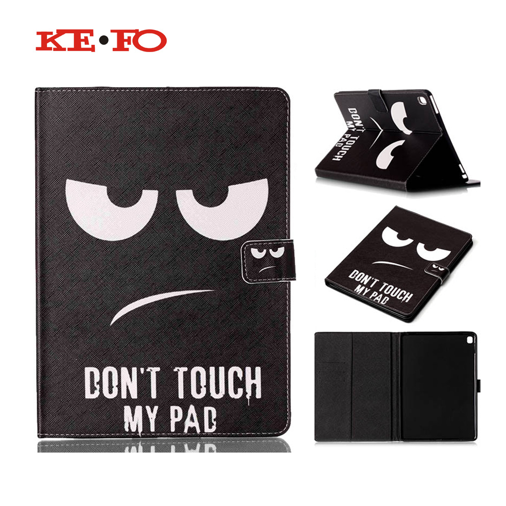 Black PU Leather Cover for Apple iPad air 2 Case for iPad mini 4 1 2 3 For iPad 2 3 4 Funda For iPad Pro 9.7 12.9 tablet