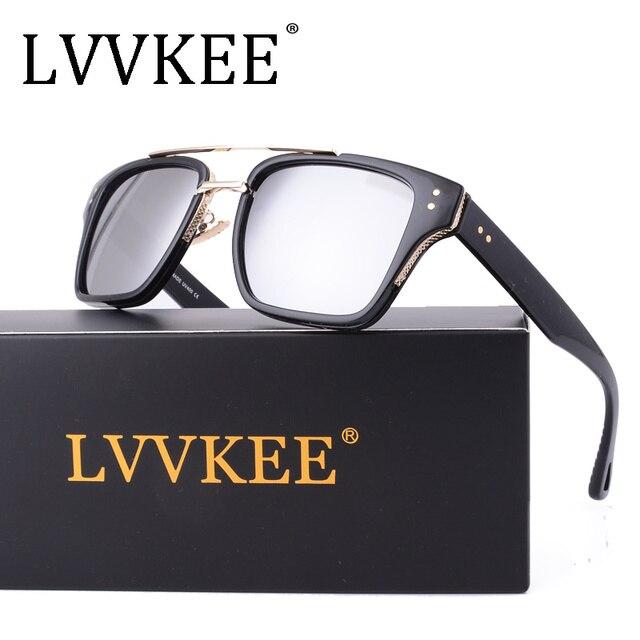 e1e693fcb7f Luxury brand Brand men s designer Large frame sunglasses uv400 Vintage  steampunk women sun glasses Gradient lens High quality