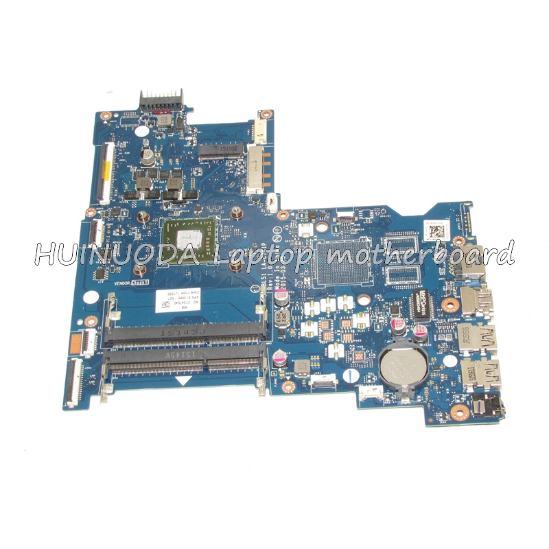NOKOTION Original Laptop Motherboard ABL51 LA-C781P 813966-501 For HP 15-AF Mainboard full test WORKS nokotion 813968 001 laptop mainboard for hp 15 af abl51 la c781p 813968 501 motherboard full test