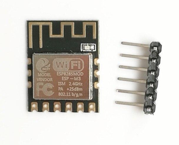 ESP8285 ESP-M3 portu szeregowego przejrzyste wireless WiFi sterowania moduł (Kompatybilny z ESP8266)