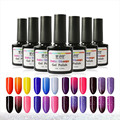 10ml Gel Nail Polish Temperature Change Nail Gel Three Variations UV Gel Nail Polish Permanent Gorgeous Color