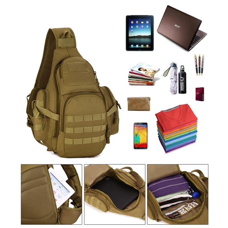 Image 2 - 35L Tactical shoulder Backpack,Molle Outdoor Backpack for men,Waterproof Army Camping Travel Hiking Trekking Tactical Bagsport bagprotector plushiking bag -