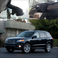 For Hyundai Santa Fe Car Wifi DVR car Driving video recorder hidden installation FHD 1080P Car dash cam G-sensor night vision