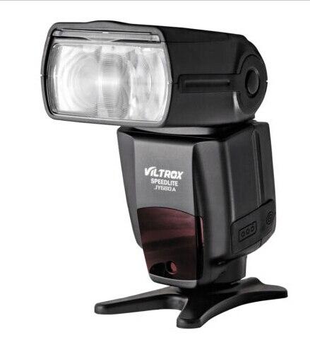 Viltrox jy680 jy-680a un lcd della fotocamera flash speedlite flash light per canon 500d 600d 700d nikon d7100 d5300 pentax olympus DSLR