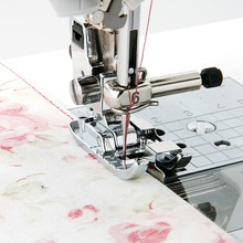 Metal Sewing Machine Feet Patchwork Presser Accessories Embroidery Tools Handcrafts Gadgets