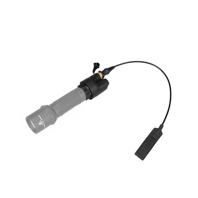 Arma de la caza Accesorios Interruptor Dual Remoto Se Adapta Universal WeaponLig