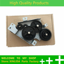 GiMerLotPy  Arm Swing Driver Fuser Gear for HP Enterprise 600 M600 M601 M601N M602 M603  RC2-2432 1Ssets free shipping 100% tested fuser assembly for hp m600 m602 602 600 fusing assembly unit on sale