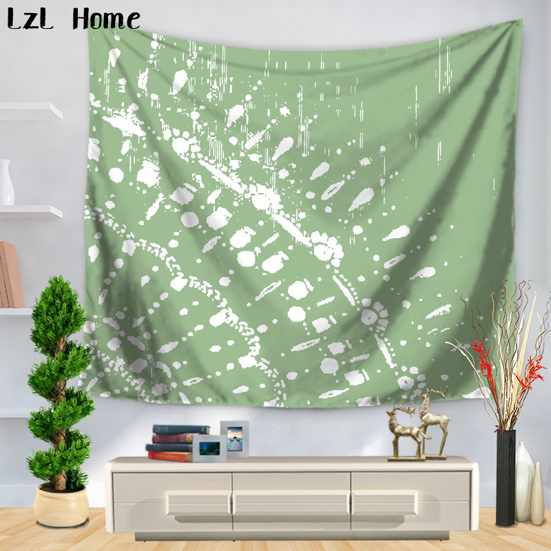 LzL Home New Launched Half of Lotus Pattern Tapestry Madhu International Boho Mandala Wall Hanging Tapestry Gypsy Beach Towel