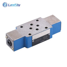 hydraulic directional control valve Hydraulic throttle Z2FS6-30 superimposed double-sided check