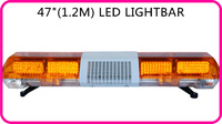 Higher star 88W,120cm car Led warning Lightbar,emergency light,strobe lights bar with controller,waterproof IP56