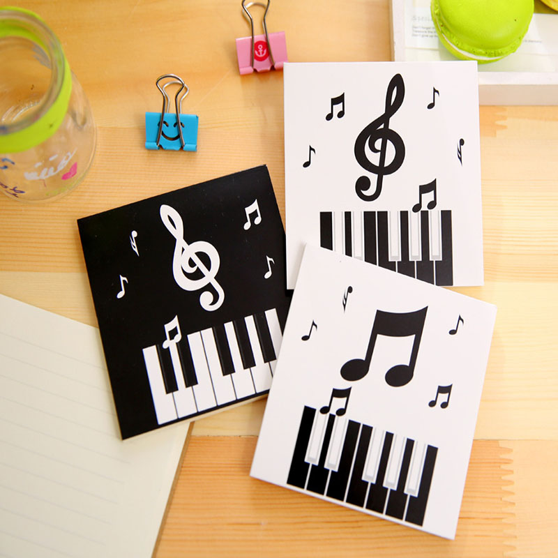 Selfless 3pcs Multi-music Notebook Mini Notepad Soft Copybook Pocket Writing Book Creative Musical Note Daily Weekly Monthly Planner Memo Notebooks & Writing Pads Office & School Supplies