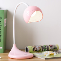 New Dimmable Table Lamps Portable LED Night Light LED Reading Lamp Eye Protection Student Study Reading Dimmer LED Desk Lamp