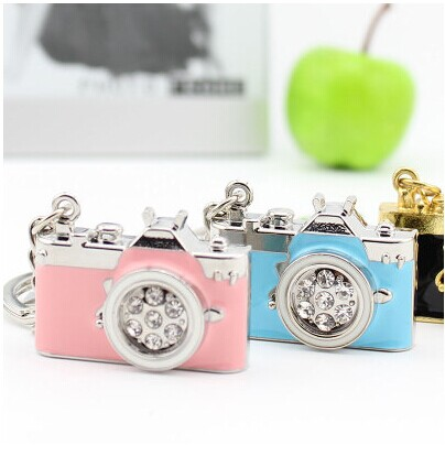Super Cute Pen Drive 64GB Jewelry Camera USB Flash Drive 128GB 32GB 16GB Memory Card Usb Stick Pendrive 512GB Pendrives Gift