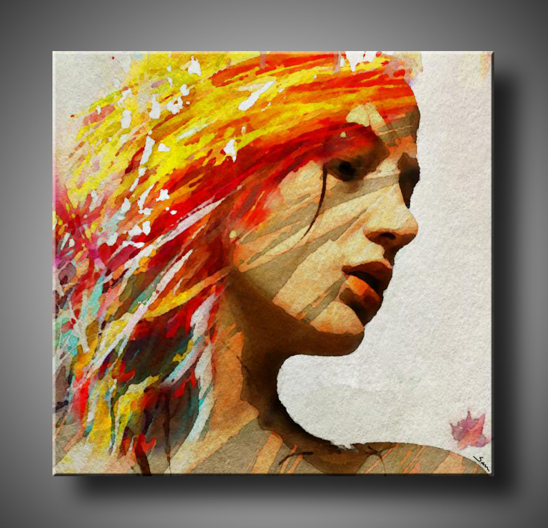 Buy handmade oil painting on canvas for Best place to buy canvas prints