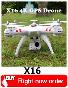 Professional Drone Syma X8 Pro RC Helicopter Toy Brushless Motor 2.4G 4CH 6Axis FPV Quadcopter Drone with HD Camera and Wifi GPS
