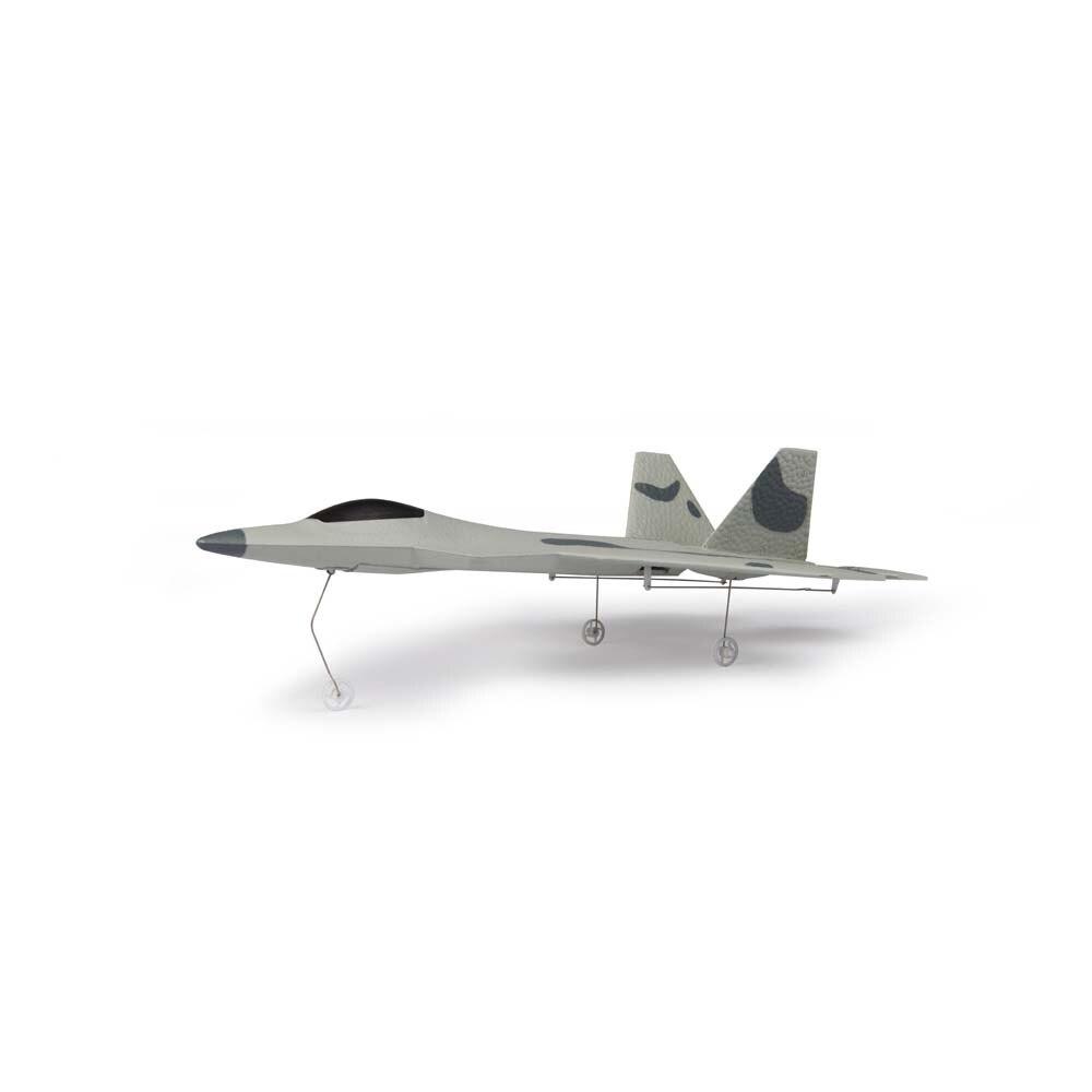 Оригинальный RC самолет Macfree F 22 F22 MCF2201 щеткой 2,4 ГГц 6CH встроенным 6 оси гироскопа фиксированной крыло 222 мм размах крыльев самолёте RTF