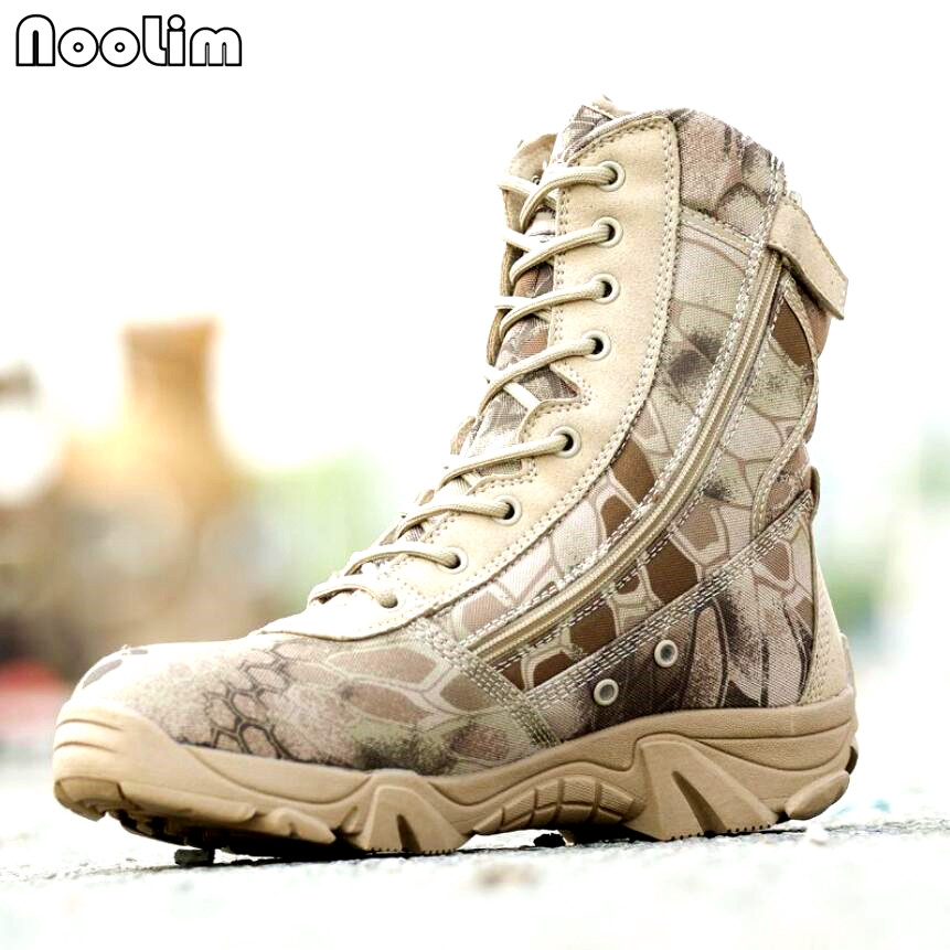 HTB1ZxawhiQnBKNjSZFmq6AApVXaw - Men Military Tactical Boots Autumn Winter Waterproof Leather Army Boots Desert Safty Work Shoes Combat Ankle Boots