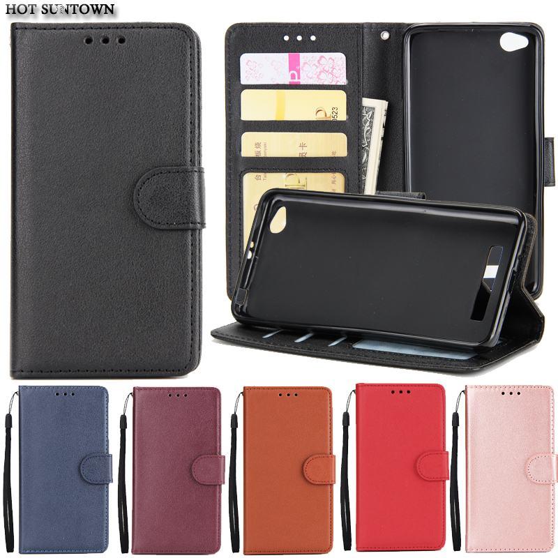 For Xiaomi Redmi 4A Case Flip Wallet PU Leather Case For Xiaomi Redmi 4a Cover High Quality Book Stand Phone Case Redmi 4A case