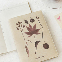 Small Fresh And Lovely Essence Of Natural Creation A5 Note Literary Account Notebook Agenda