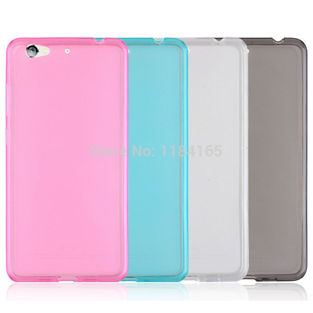 new concept 4c8d3 dce2f US $1.99 |JONSNOW TPU Case for BLU Vivo 5 Pudding Anti Skid Soft Silicone  High Quality Phone Protective Back Cover-in Fitted Cases from Cellphones &  ...