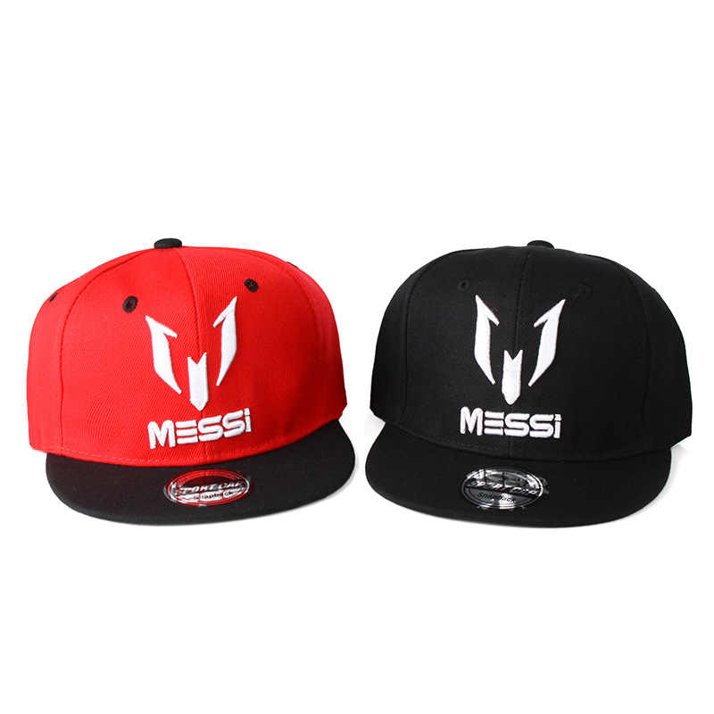 Detail Feedback Questions about brand hat MESSI embroidery baseball cap for kids  snapback hat children hats child sports caps casual cap hat wholesale on ... 672c79823b01