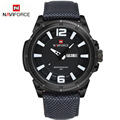 2017 New Arrive NAVIFORCE Luxury Brand Watches Fashion Casual Men's Quartz Watch Sports Waterproof Wristwatches Clock