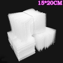 100pcs/lot New 150x200 mm Bubble Envelopes Wrap Bags Pouches packaging PE Mailer Packing