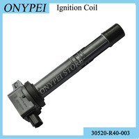 New 30520 R40 003 Ignition Coil For Honda Accord Civic CR V Acura ILX 2 4L