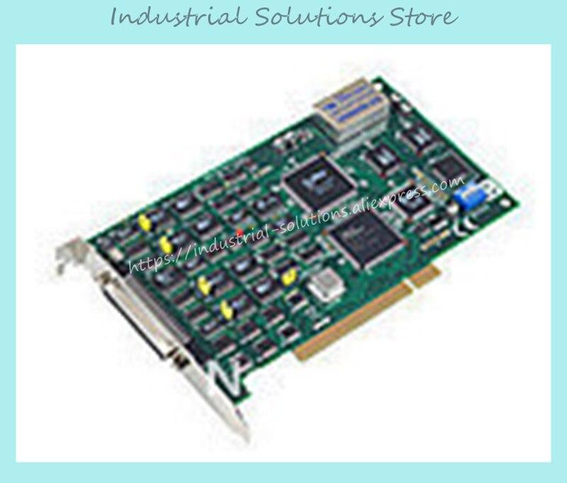 PCI-1721 12 Bit Enhanced Analog Output Card Of  IPC610 100% tested perfect qualityPCI-1721 12 Bit Enhanced Analog Output Card Of  IPC610 100% tested perfect quality