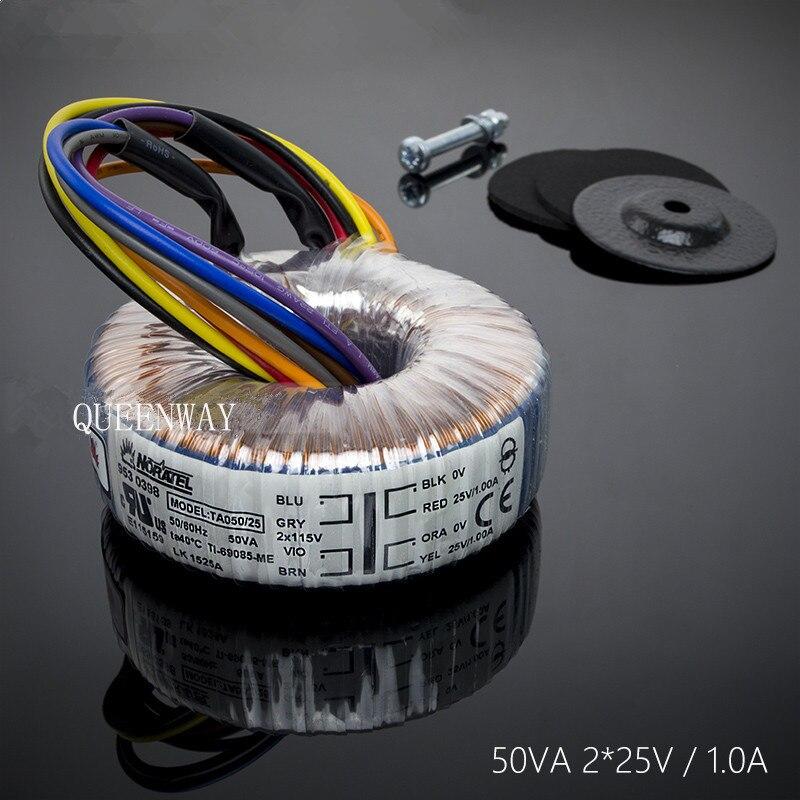 6V-0-6V Toroid Transformer primary 10W 10VA 0-115V-230V   secondary