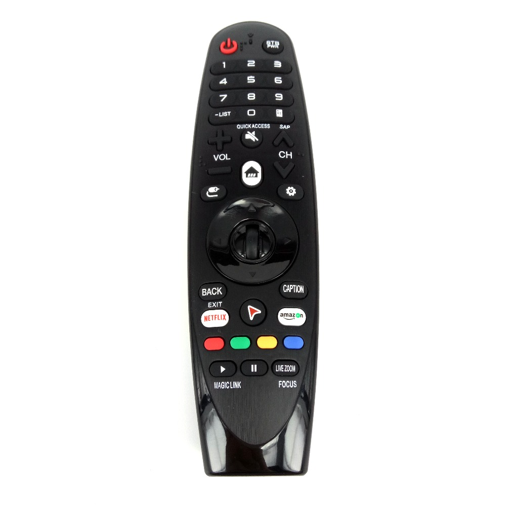 Image 4 - NEW AM HR650A AN MR650A Rplacement for LG Magic Remote Control for Select 2017 Smart television 55UK6200 49uh603v FernbedienungRemote Controls   - AliExpress