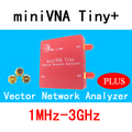 VNA 1 M-3 GHz Vector Network Analyzer miniVNA Minúsculo + VHF/UHF/NFC/RFID RF Gerador De Sinal Do Analisador de antena SWR/S-Parâmetro/Smith