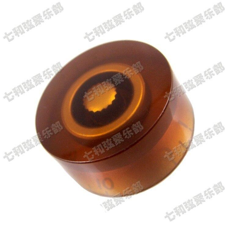Guitar Parts Electric guitar knob cap potentiometer cap musical instruments accessories