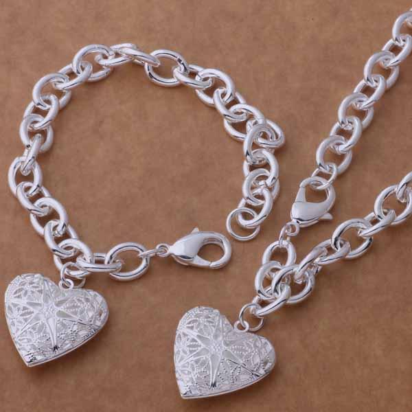 AS390 Trendy Silver Jewelry...