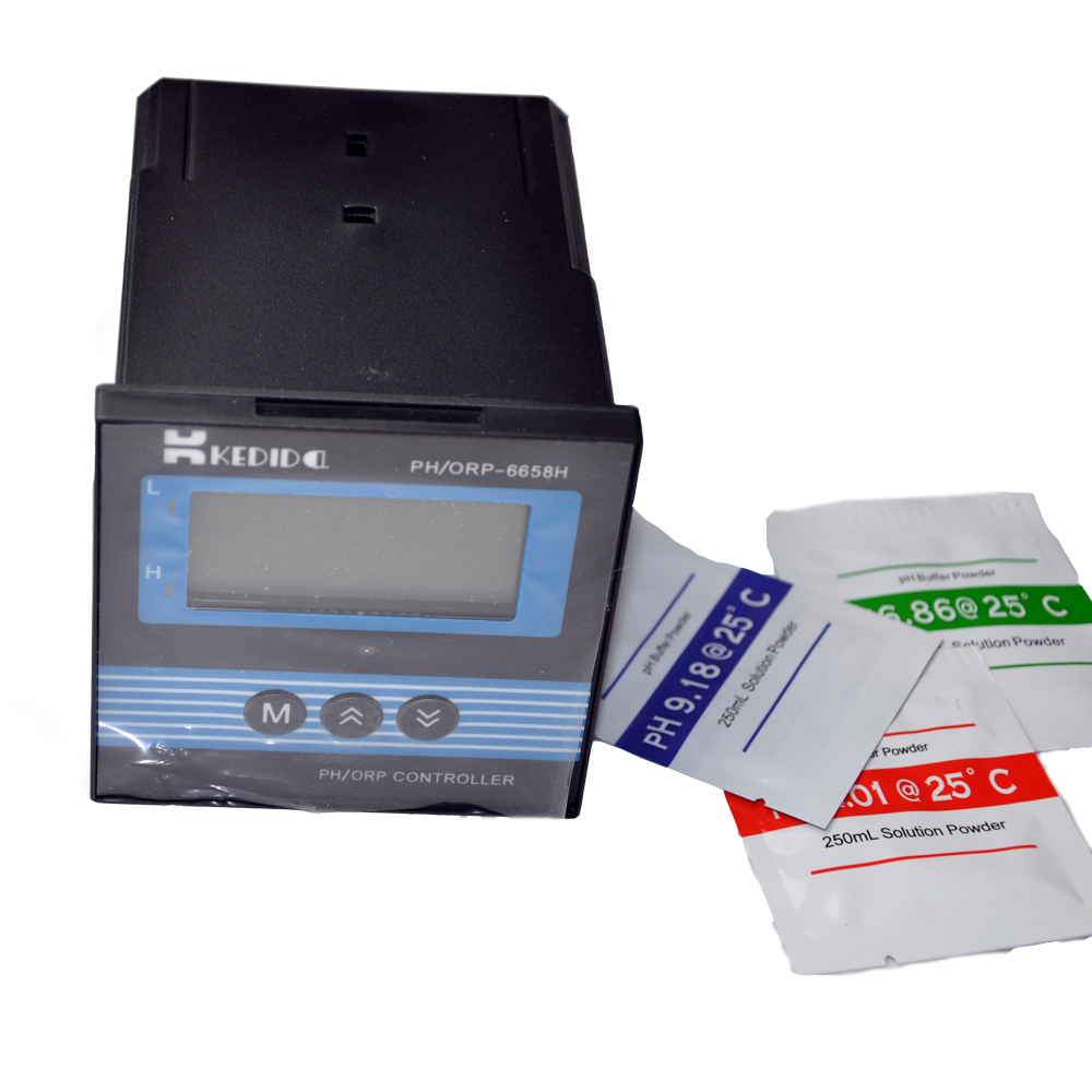 CT-6658 PH/ORP Controller CT-6658+ph electrode industry ph sensor CT-1001+DHL/FedEx free&fast shipping ct 6659e industrial ph orp controller on line ph orp detector monitoring meter with ct 1001 ph electrode ph tester