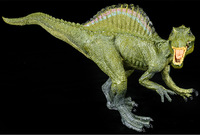 2019 NEW Large Size Plastic Dinosaur Toy Model Action Figures of Jurassic park Spinosaurus Classic Toys For Kid's Gift.