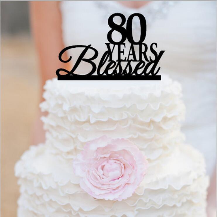 ᐂAcrílico personalizado de la torta Topper pastel de boda stand ...