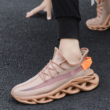 Casual Man Shoes Hot Sale Men Shoes Soft Sole Ultra Boost Knit Sneakers Shoes Man For Summer 2019 Zapatillas Casual Hombre