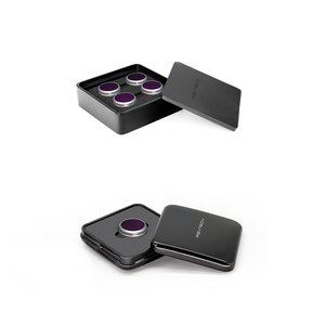 Image 3 - PGYTECH NEW DJI Mavic 2 Zoom UV CPL ND4 Advanced Version Filter  for DJI Mavic 2 Zoom Camera Lens filters