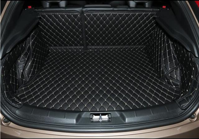 volvo v40 2018. special car trunk mats for volvo v40 2018-2013 waterproof boot carpets 2018 0