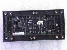 160*80 мм 64*32 пикселей 1/16 сканирования в помещении SMD2121 3in1 полноцветного P2.5 Светодиодный модуль для крытый светодиодный экран