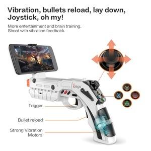 Image 5 - IPega Bluetooth spust pistoletu Joystick dla systemu Android iPhone telefon komórkowy kontroler Gamepad pad do grania do gier telefon komórkowy
