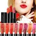 Nova Maquiagem de Longa Duração Penis Forma Batom Matte Cogumelo Beijo do Vampiro Umidade Cosméticos Rouge Pop Labiales Matte Lip Gloss